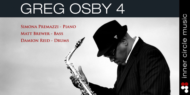 Greg Osby 4 at the Vanguard